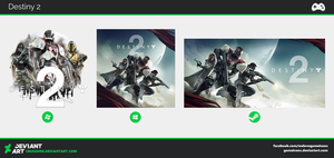 Destiny 2 - Icon by Crussong