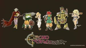 Chrono Trigger Wall 1 by Exeivier