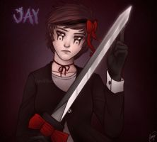 - Art Trade - Jay! by CamyWilliams9