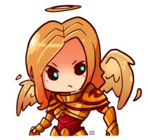 Kayle little Cute by LataeDelan