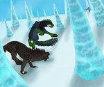 [Pack Games] Snow and Ice and Think Twice by IIIXKitsuneXIII