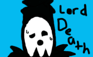 Lord Death by FierceAustinDeadbolt