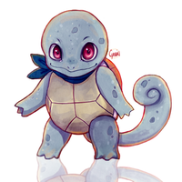 Squirtle (+ Painting Video!)