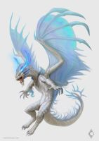 Light Dragon by CindyWorks