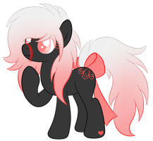 OC Ref: Nona Moirai the Earth Pony by SilverRomance