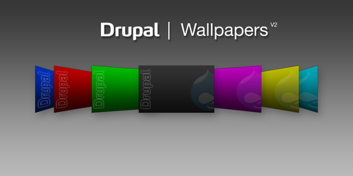 Drupal Wallpapers R1R, njt192 by njt1982