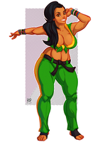 laura - commission by samuraiblack