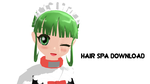 [MMD] Hair spa (Download) by VOCAD