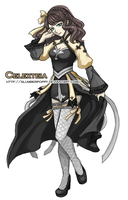 RO - Archbishop Celexteia 2 by SlumberPoppy