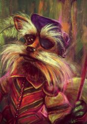 Sir Didymus by apfelgriebs