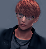 Seven 707 from Mystic Messenger by Ethena