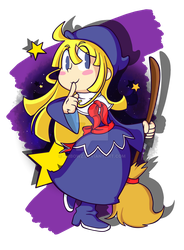 Big Bang Witch by MrBowz