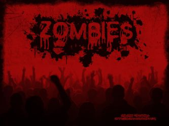Zombies by chachin