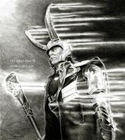 Loki Laufeyson by adavesseth