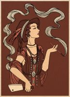 Old Fashioned Ladies - 20s by Ilweran