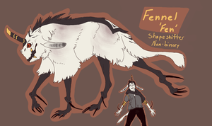 Fennel Ref by Quadrupedal
