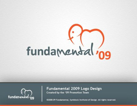 Fundamental 2009 Logo by AbhaySingh1