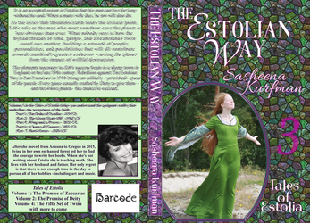 Print Cover Volume 3 by ladylithia