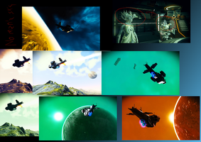 Craving for making scenic screenshots/ NMS edition by LukasDeAudi