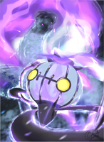 Chandelure is Ready!