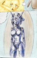 my alien wife 15 colour  form myfriend by srw230