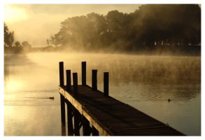 Sunrise On The Coosa by TThealer56