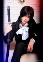 K-Project: Yatogami Kuroh cosplay by AlexReiss