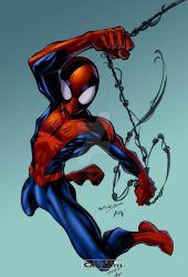Spiderman by odeloth