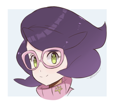 Pokemon - Wicke Sketch (Colored) by chocomiru02