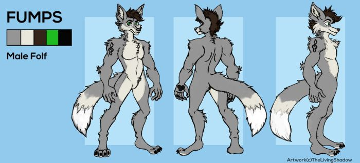 Fumps - Ref Sheet by TheLivingShadow