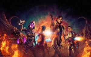 Mass Effect - EndGame by WillhelmKranz
