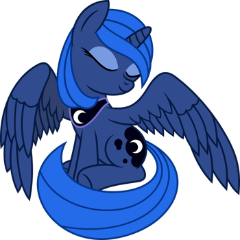 Luna by imageconstructor