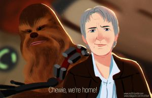 Chewie, we're home by MZ09