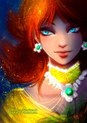 Dark princess Daisy by Namwhan-K