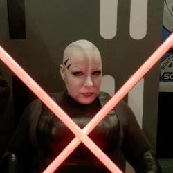 Ventress cosplay by lycanthropica