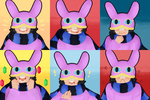 Ravio Icons by Snakeashake