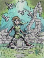 A Link... Between Worlds by Twinkie5000