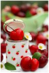 Farm Fresh Bing Cherries by theresahelmer