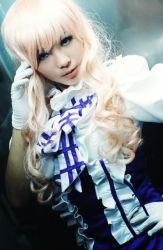 Sheryl Nome : 02 by B-eckiee