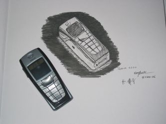 Mobile Phone by mayann