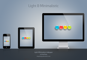 Light and Minimalistic by shapshapy