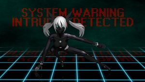 [MMD] Intruder detected by Dixbit