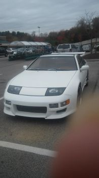 300ZX (Front View) by Horselover2471226