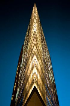 acute angle skyscraper by ChristianRudat