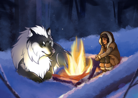 RoF - Campfire by ApplePack