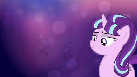 Starlight Glimmer Wallpaper by Puripallo