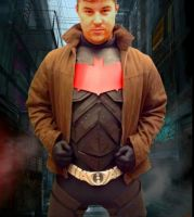 The New 52 Red Hood by Cadmus130