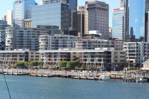 King Street Wharf by day by DansPhotos