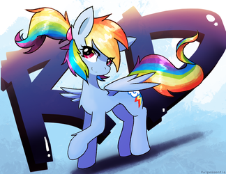 RD Background by Vulpessentia