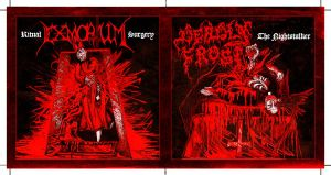 Exmortum Deadly Frost by LuciforusArt